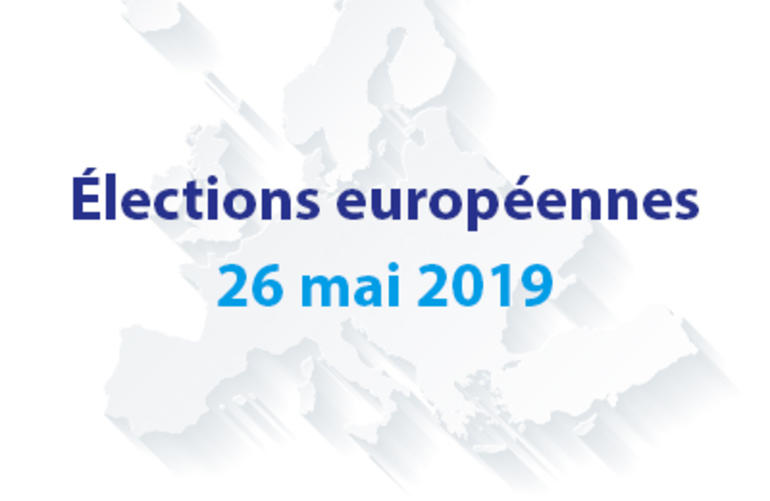 ELECTIONS EUROPEENNES - Dimanche 26 mai 2019
